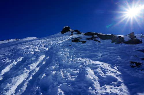 Ascending Wurmkogel