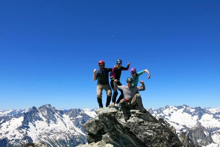 Black Peak Summit