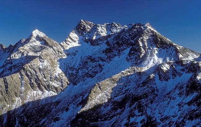 Rote Spitze seen in the...