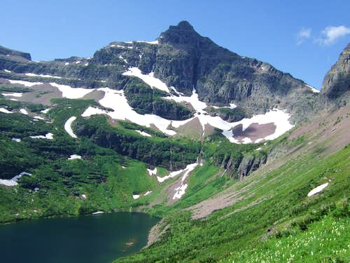 Lone Walker Mountain