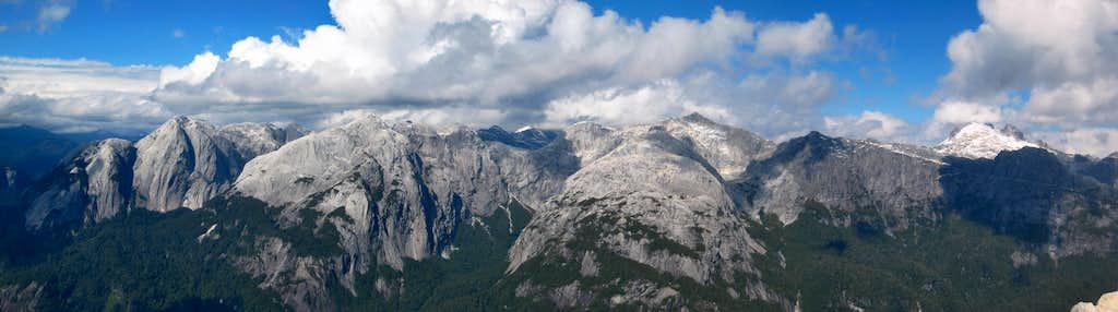Cochamo Valley Pano