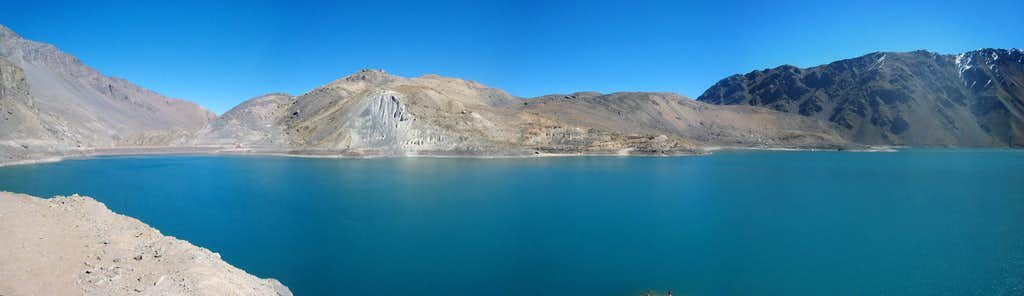 Rio Yeso headwaters