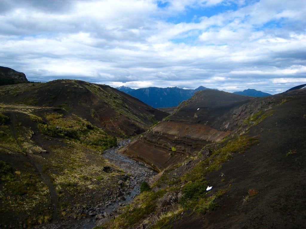 Views around Osorno