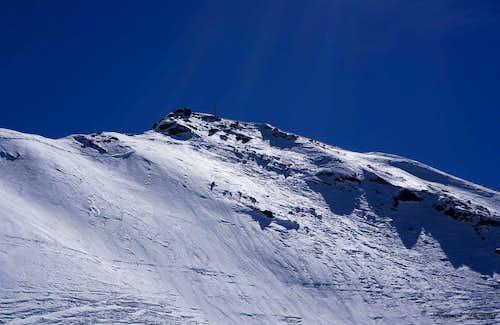 Wurmkogel (3082m, West Face)