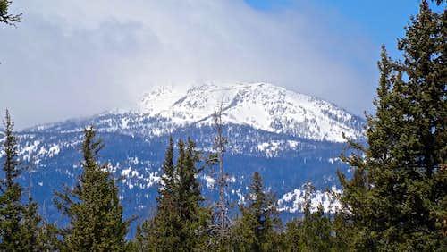Sawtel Peak