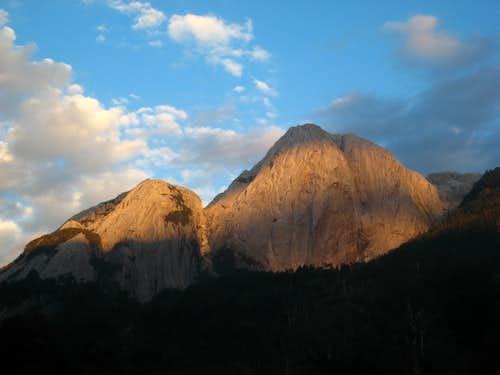Valle de Cochamó