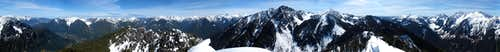 Iron Mountain summit pano - April 2014