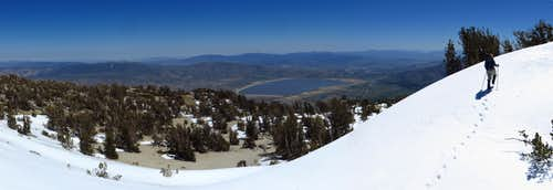 high above washoe