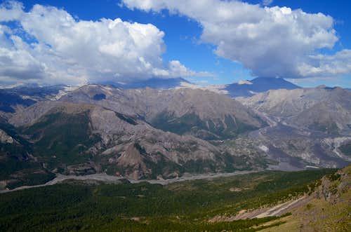 Panorama of Valle del Venado