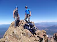 North Sister Summit 20 July 2013