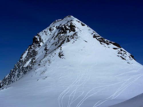 Mont de l'Etoile SW ridge