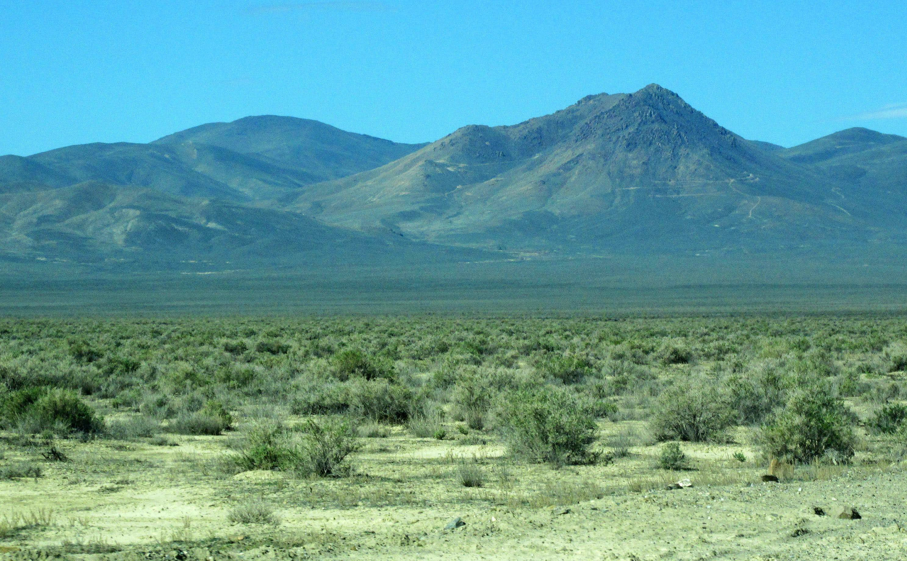 Majuba Benchmark Mountain (NV)