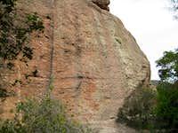 Climbers Wall