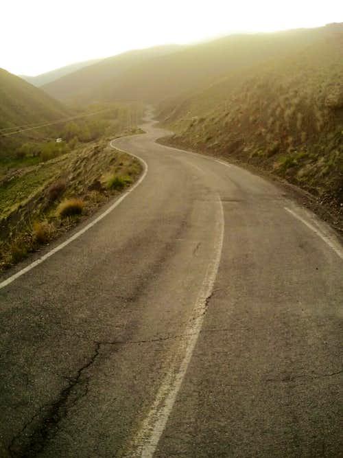 Baladeh Road