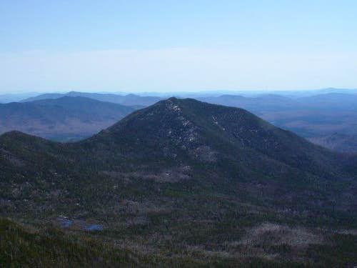 Allen Mountain viewed from...