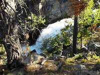 Water Fall on North Fork Whychus Creek