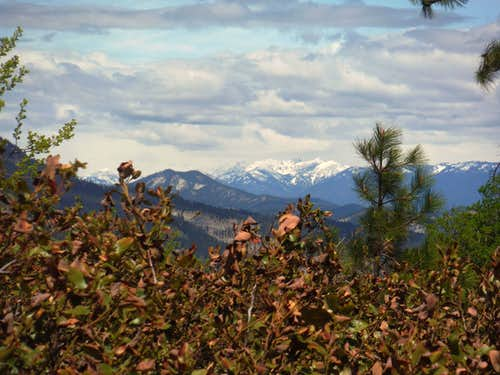 Tumwater Mountain and beyond