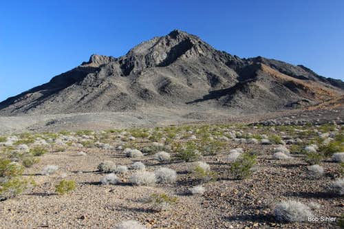 Eagle Mountain from the Southeast
