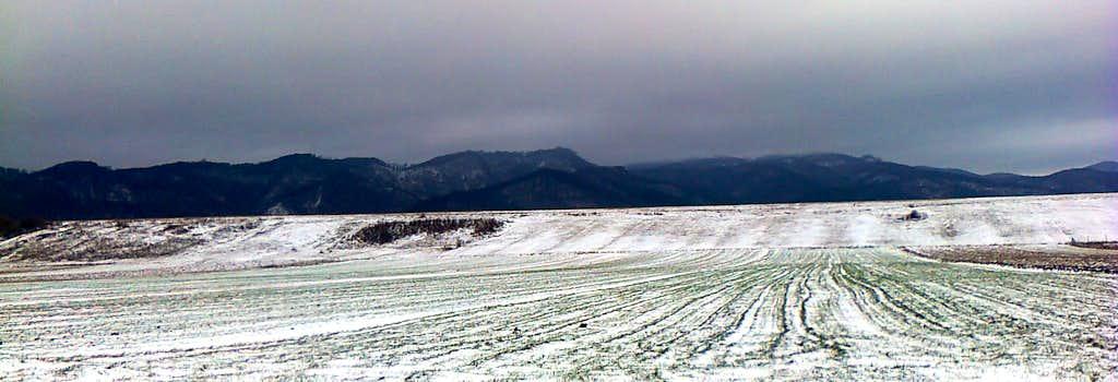 Bogatei Mountains