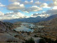 Gorgeous Marie Lake from Seldon Pass