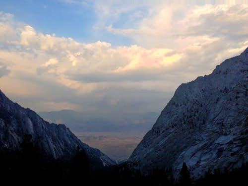 Lone Pine and the Owens Valley