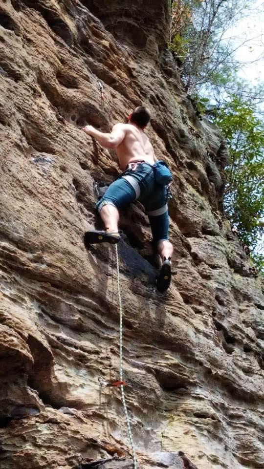 Nice Day for Climbing