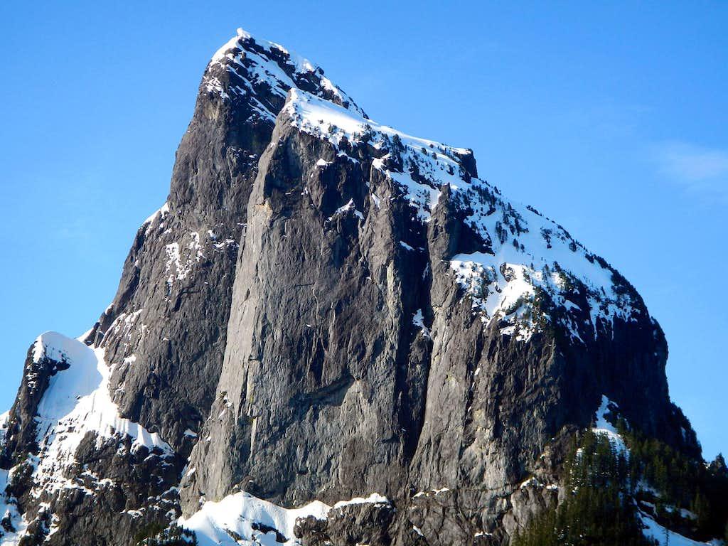Upper North Face