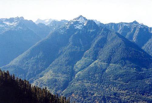 Mount Forgotten