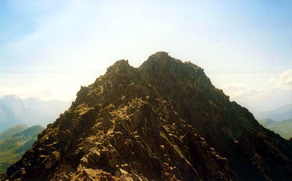 Mont Fallère Through Eastern