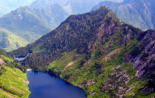 Little Greider Peak from Static Peak