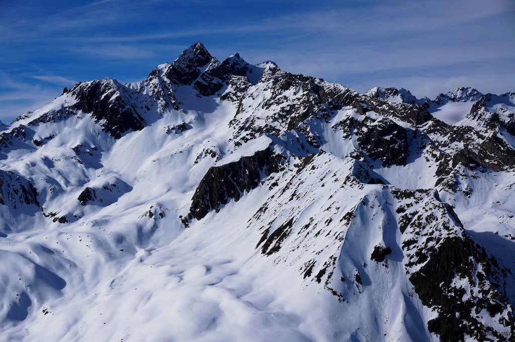 Silberschneid (3341m)