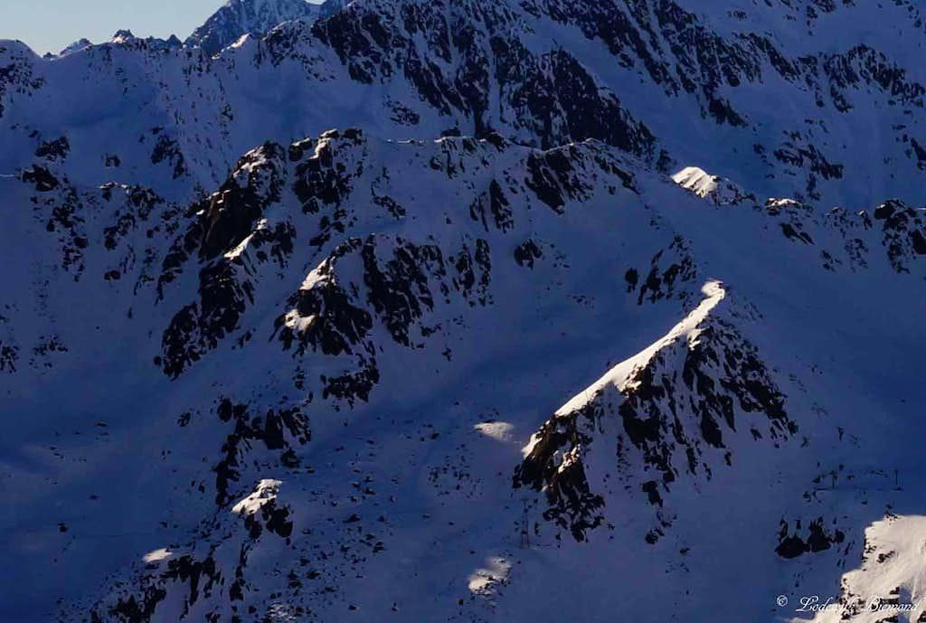 Roter Turm (2966m)