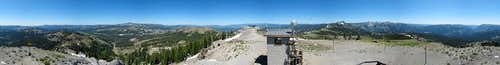 Mt Lincoln Summit Panorama