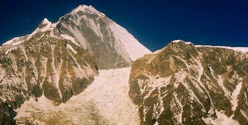 Dhaulagiri Icefall
