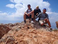 Brothers on Summit