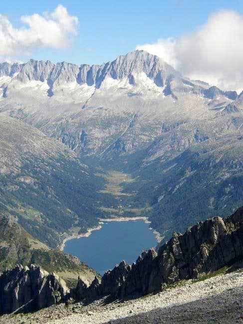 Monte Carè Alto, Lake Bissina...