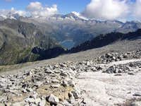 Monte Carè Alto and Lake...