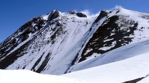 Mt Shasta, Whitney Glacier North Fork