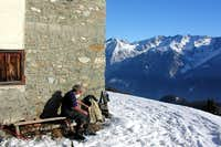 """Becca"" and Surroundings: tiny Excursions for Teens Children & Seniors by Aosta / 4a"