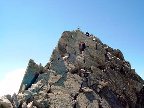 The last rock wall ( Carla...