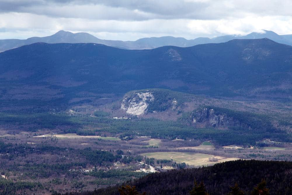 Saco Valley's west side