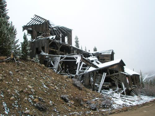 Leavick Mining Ruins