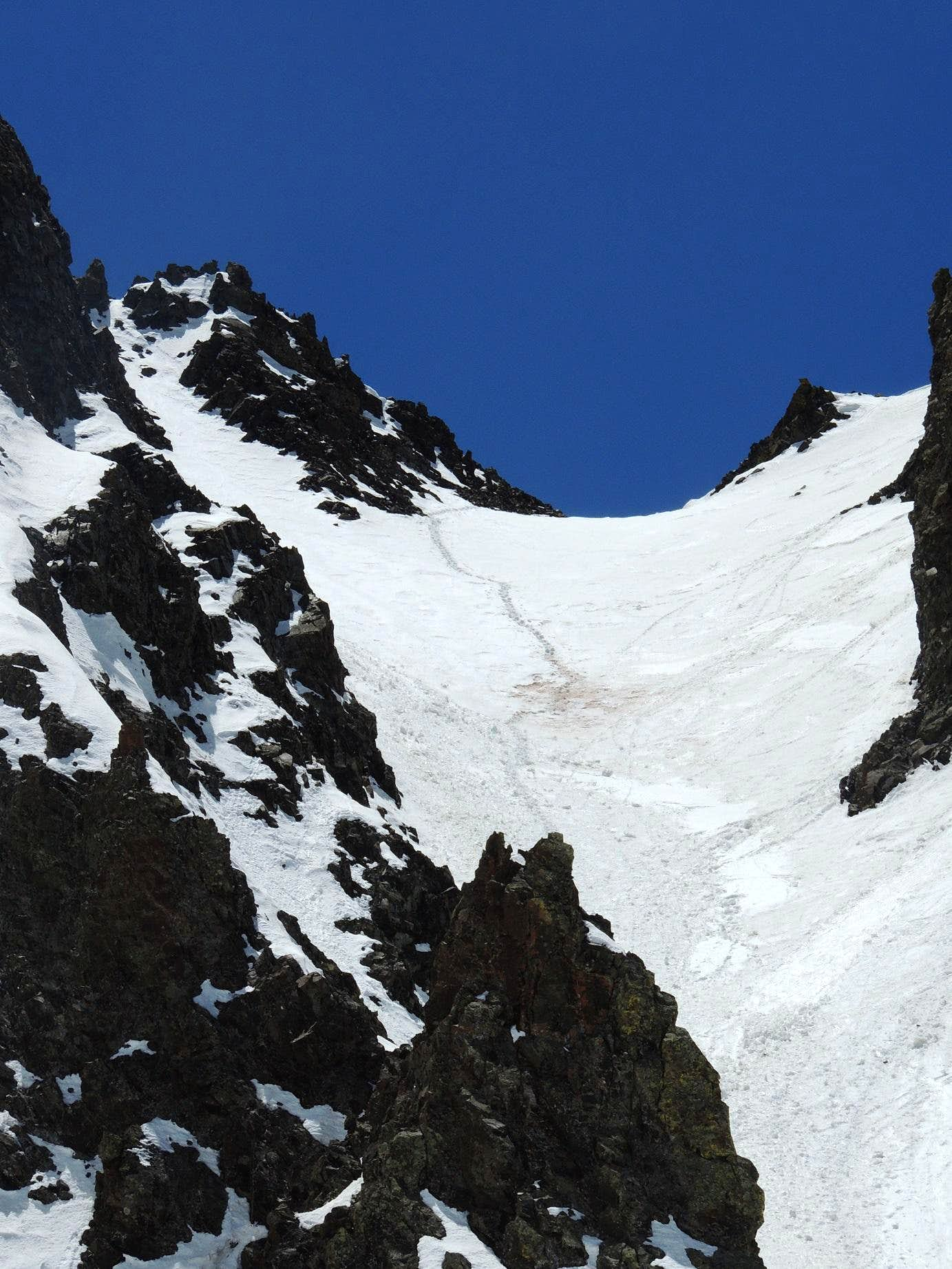 Independence Couloir