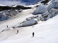 Whitney Glacier, Mt Shasta