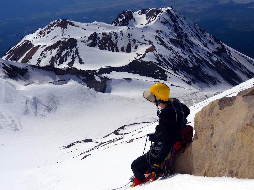 Whitney Glacier (Shastina), Mt Shasta