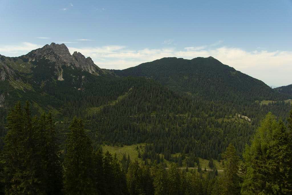 Schillerkopf and Mondspitze