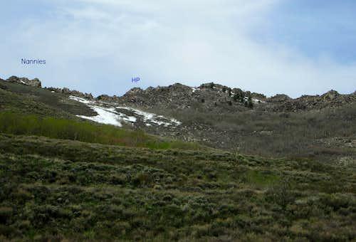 Lone Mountain (Elko)