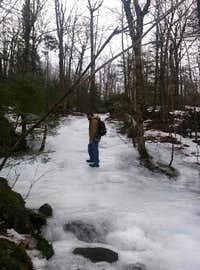 Iced trail