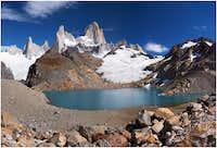 Laguna de los Tres @ Monte...