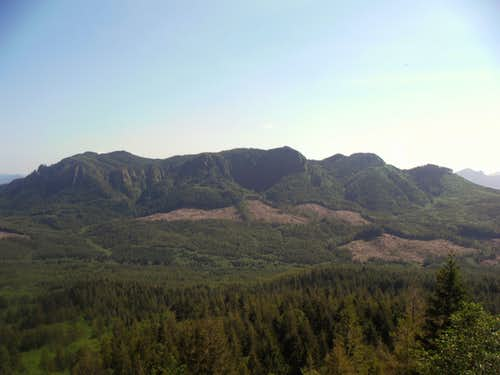 Humbug Mountain (Clatsop County)